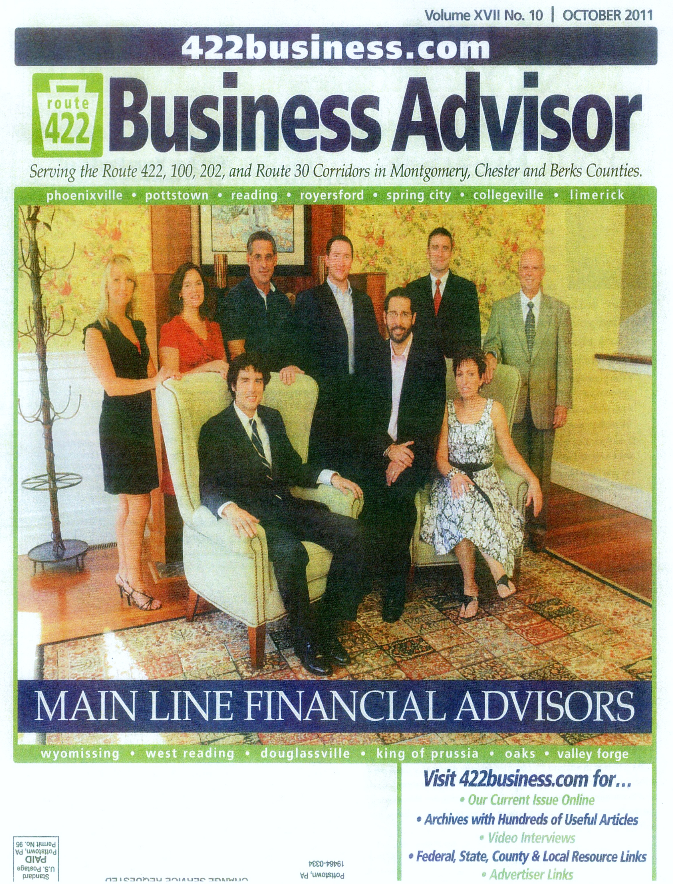 dermHA Featured in Business Advisor
